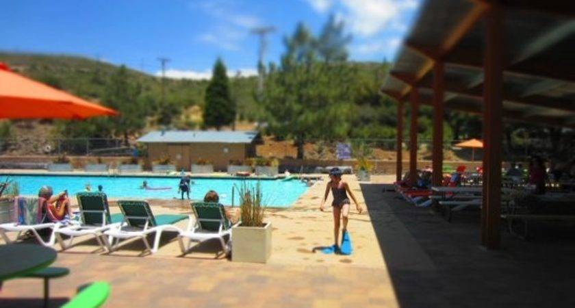 Pool Pinecrest Retreat Julian Tripadvisor
