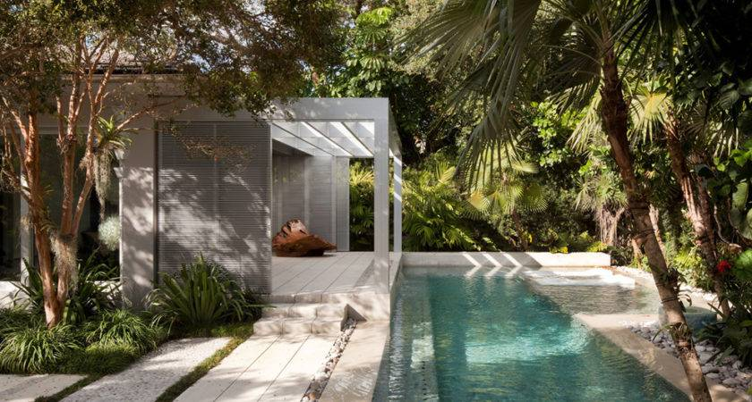 Pool Remodeling Ideas Modern Covered Patio Flat