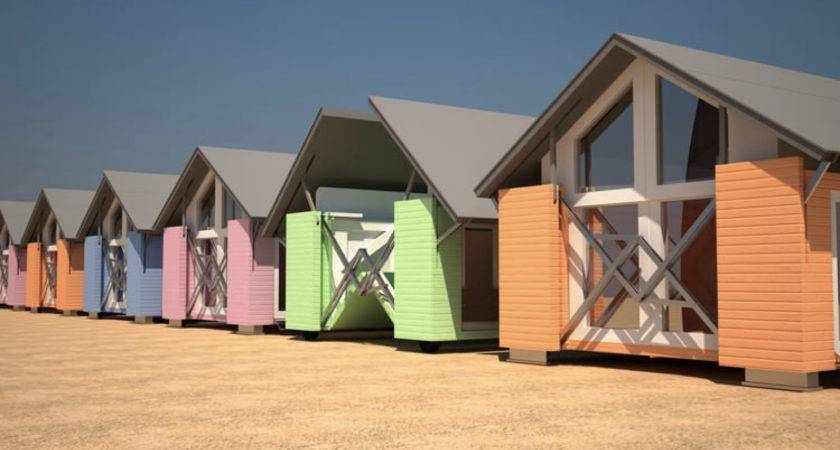 Pop Houses Ten Fold Engineering Assemble