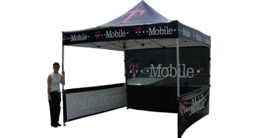 Pop Tent Mobile Tentswithlogos