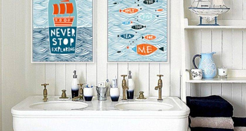 Popular Beach Themed Bathroom Paint Colors Homedcin