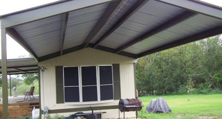 Porch Awnings Mobile Homes