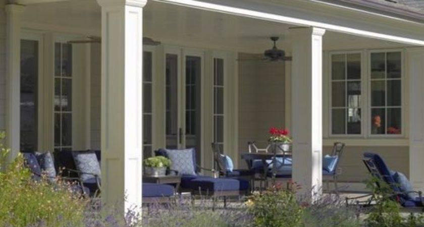 Porch Columns Houzz