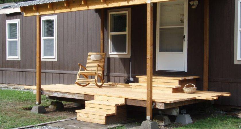 Porch Coverings Mobile Homes