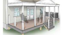 Porch Design Plans Inteplast Building Products