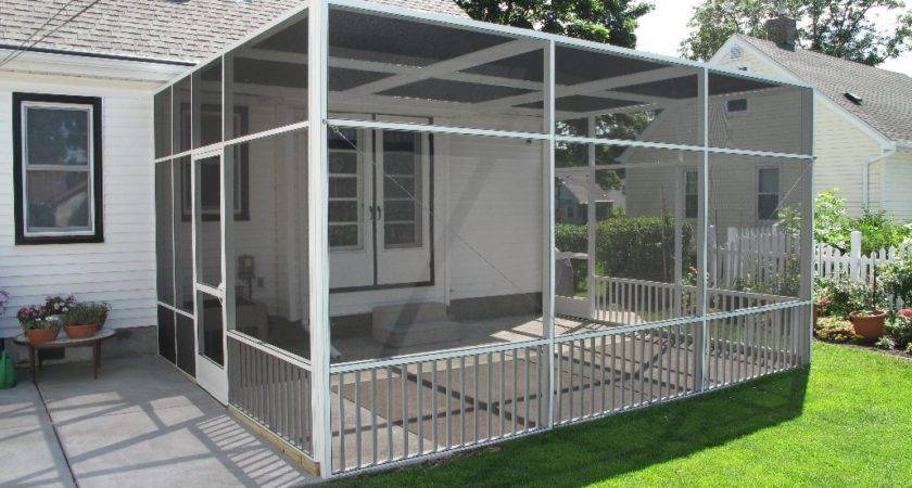 Porch Enclosures North Star Screen Systems
