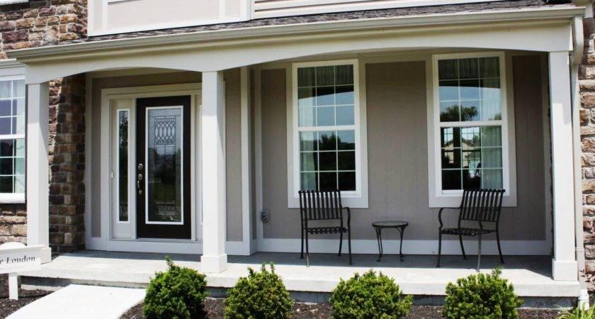 Porch Plans Existing Homes Home Designs Insight