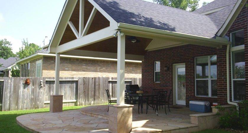 Porch Roof Designs Garden Treasure Patio Experts