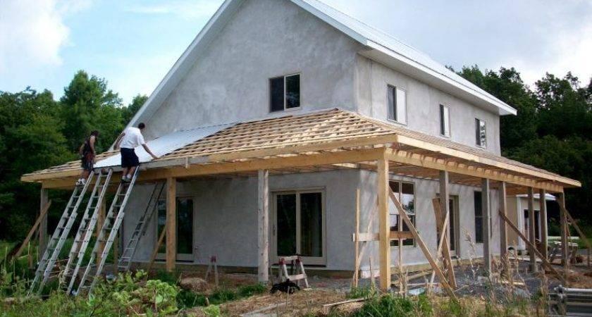 Porch Roof Plans Types Karenefoley Chimney