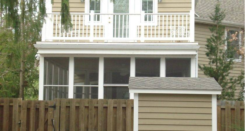 Porches Decks