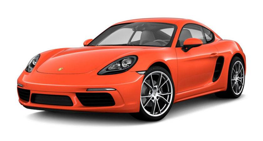 Porsche Cayman Reviews Price