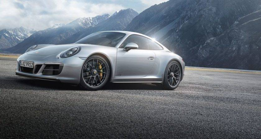 Porsche Gts Models Usa
