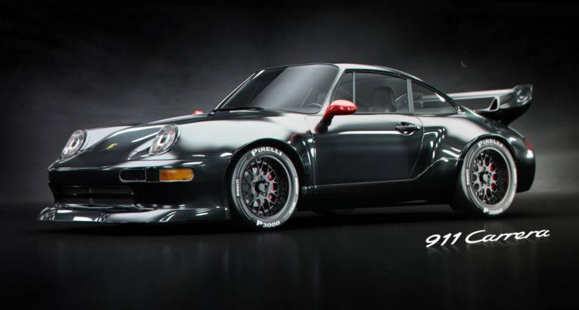 Porsche Model Max Cgtrader