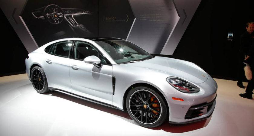 Porsche Panamera Range Revealed Six New Models Added