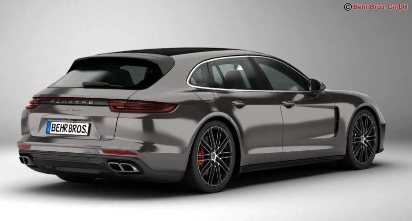 Porsche Panamera Sport Turismo Turbo Model Buy