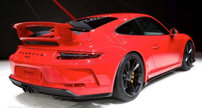Porsche Wide Body Kit Looks Like