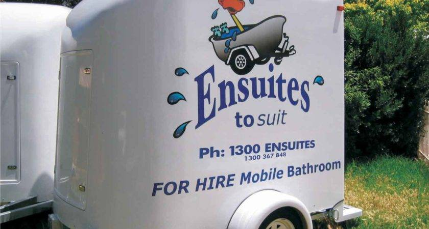 Portable Bathroom Hire Luxury Ensuite Mobile Bathrooms