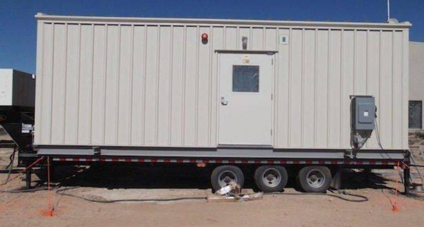 Portable Building Construction Trailer Tie Downs