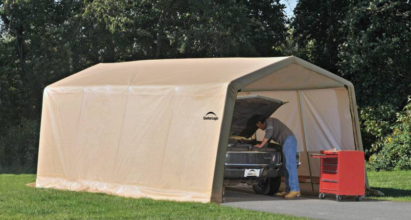 Portable Car Garage Shelters Best Carport