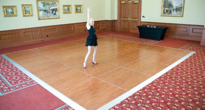 Portable Dance Floors Mobile Floor