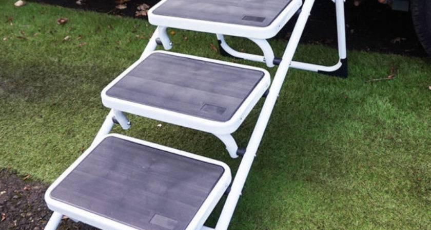 Portable Folding Steps Motorhomes Leisure Access
