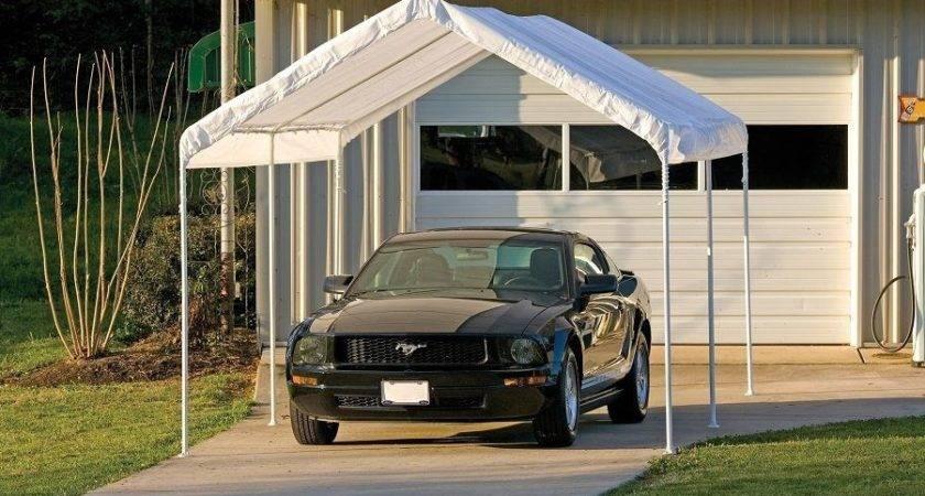 Portable Garage Shelter Carport Temporary