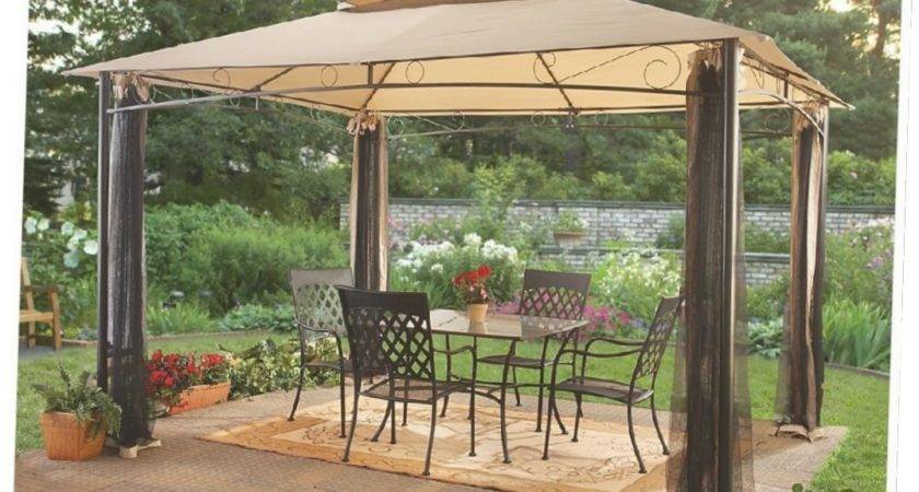 Portable Gazebos Decks Gazebo Ideas