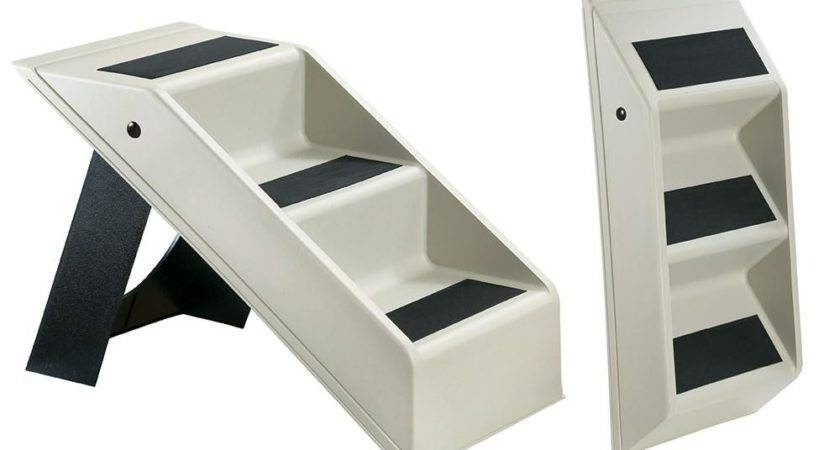 Portable Pet Steps Etna Ramps