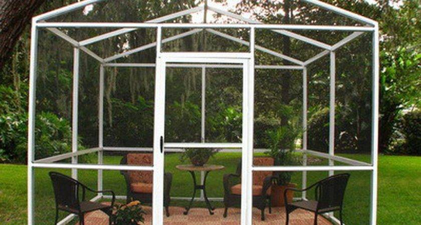 Portable Screen Porch Enclosures Ten Great Ideas