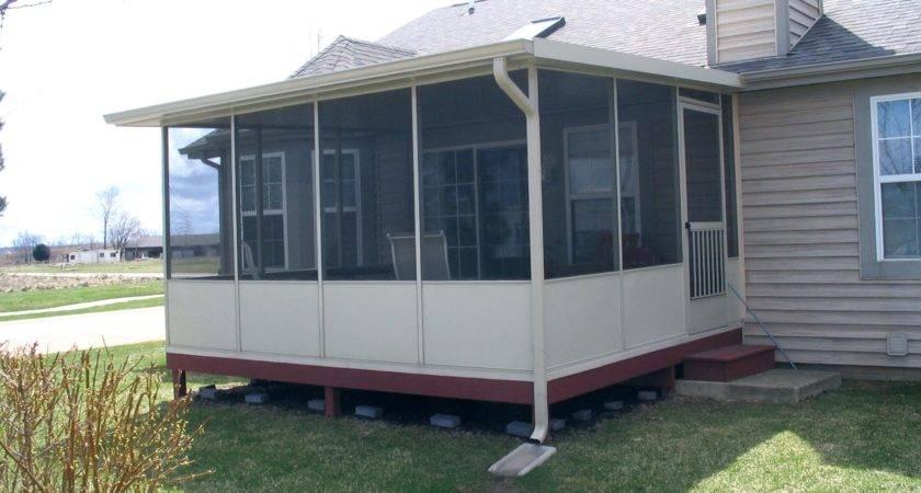 Portable Screen Porch Enclosures Ten Great Ideas