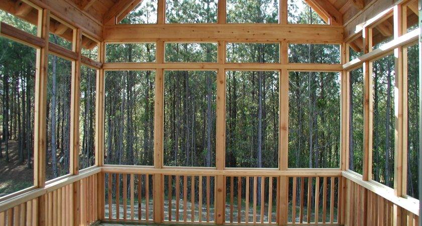 Portable Screen Porch Heaters Screened Diy Enclosures