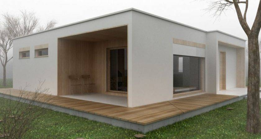 Posh Good Modular Homes Green California