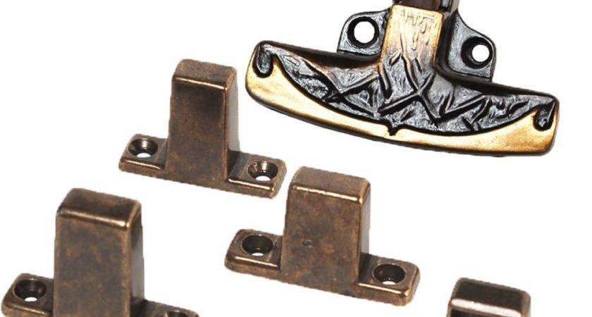 Positive Latch Designer Cabinet Hardware