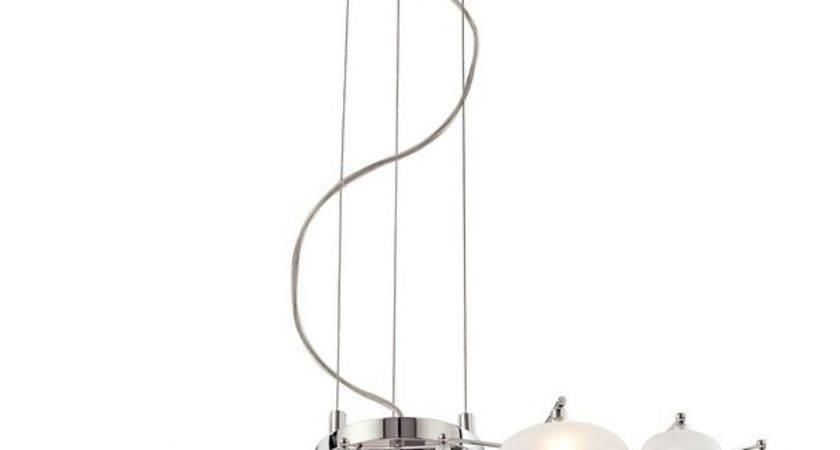 Possini Euro Design Lilypad Wide Pendant Light