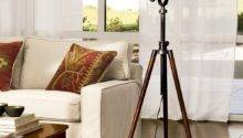 Pottery Barn Photographer Tripod Floor Lamp Copycatchic