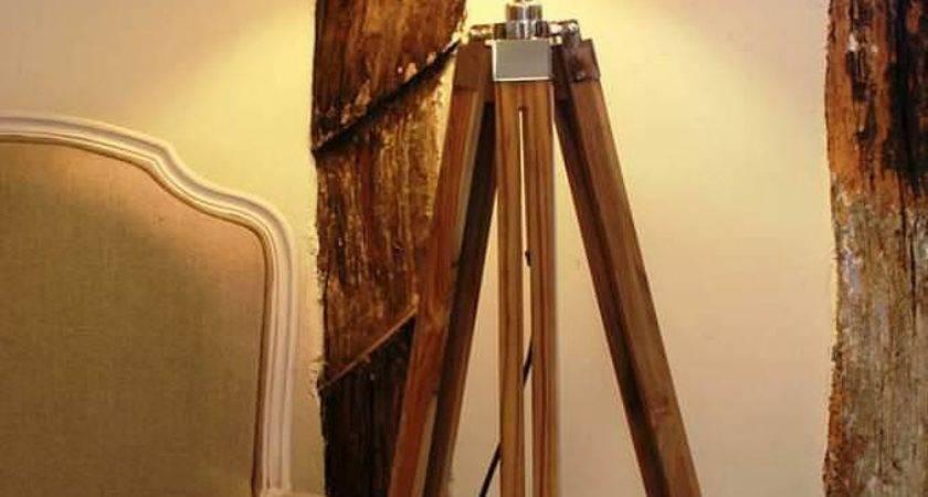 Pottery Barn Tripod Floor Lamp Colour Story Design