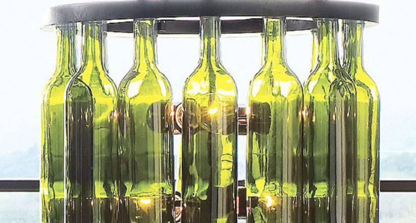 Pottery Barn Wine Bottle Chandelier Gear Patrol