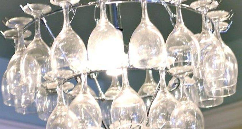 Pottery Barn Wine Glass Chandelier Reviews Kitchen Set