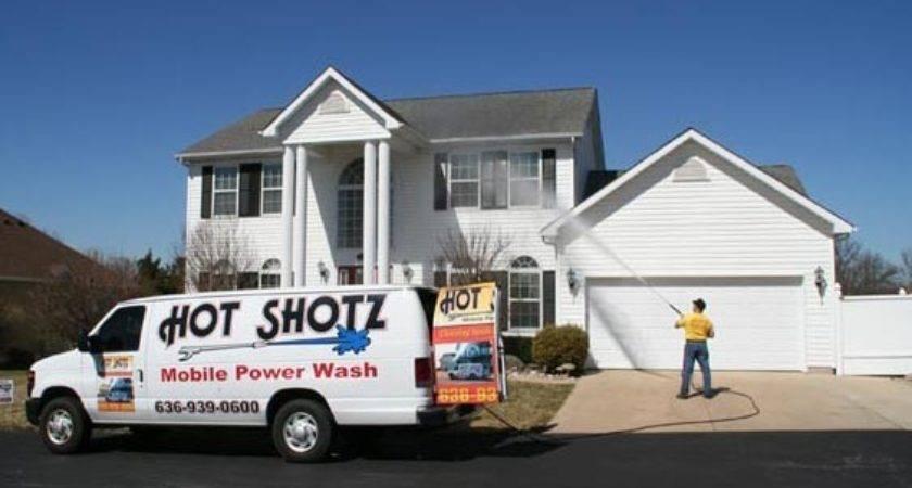 Power Washing Pressure Wash Services Hot Shotz