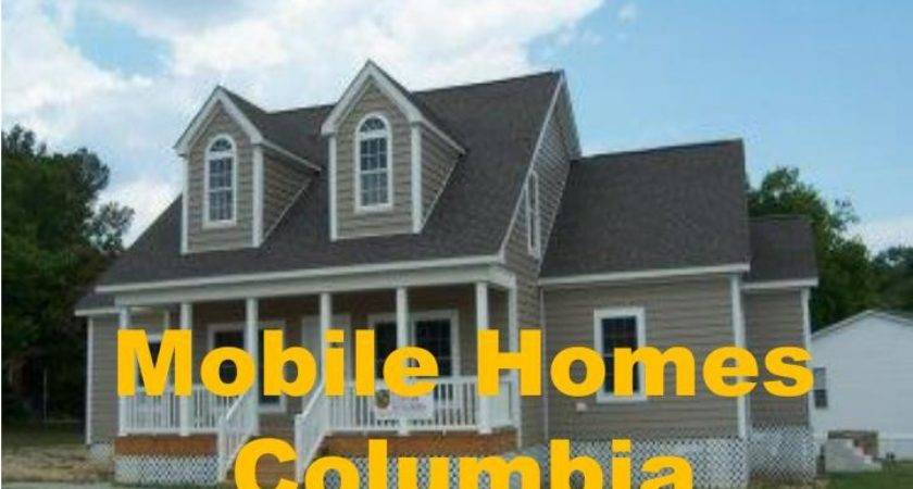 Ppt Unique Mobile Homes Columbia Powerpoint Presentation