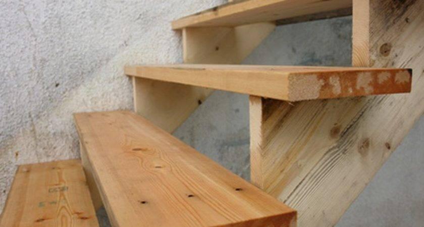 Pre Cut Stair Stringers Decks Ehow