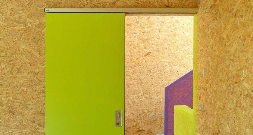 Pre Fabricated House Painted Osb Panels