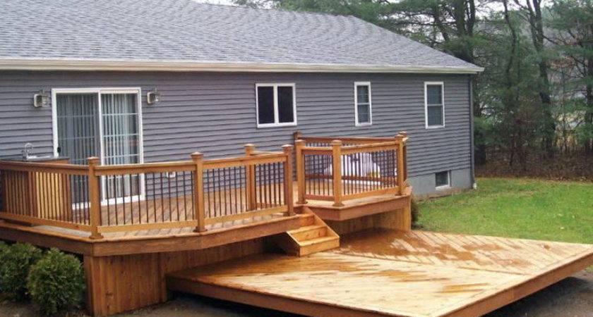 Pre Made Decks Mobile Homes Home Design Ideas