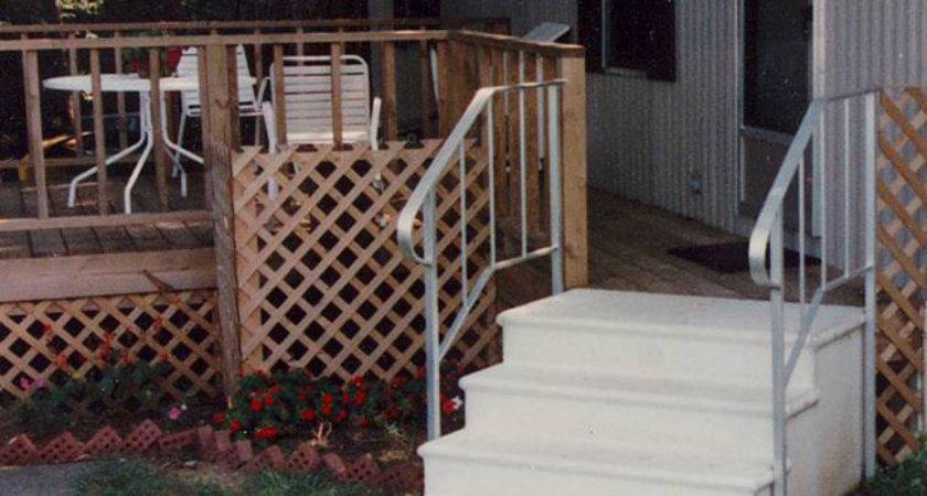 Pre Made Stairs Outside Pin Pinterest