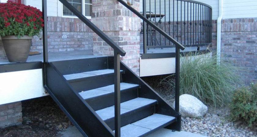 Pre Made Wood Deck Steps Home Decor Takcop