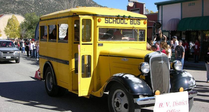 Pre War School Buses Flickr