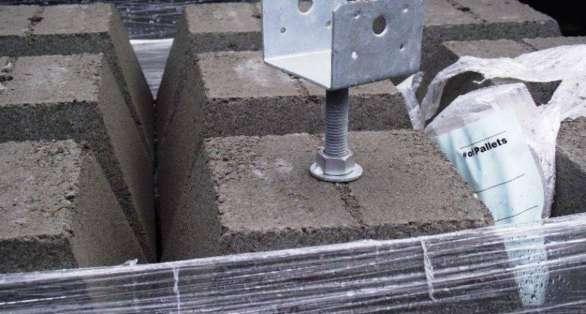Precast Concrete Piers Foundation