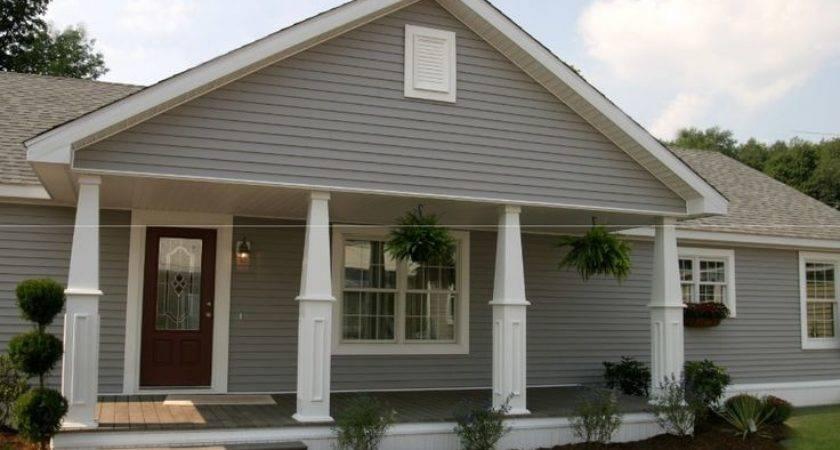 Prefab Front Porch Metal Buildings Living Quarters