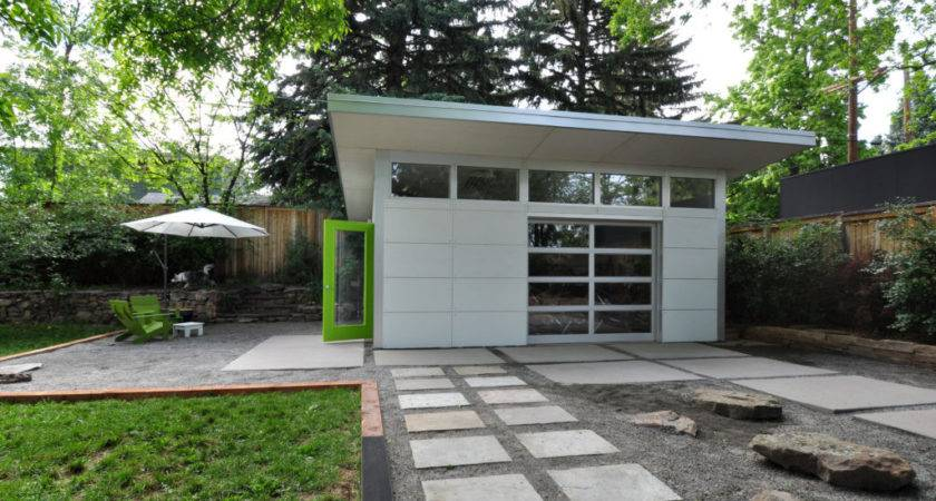 Prefab Garage Kits Plans Studio Shed