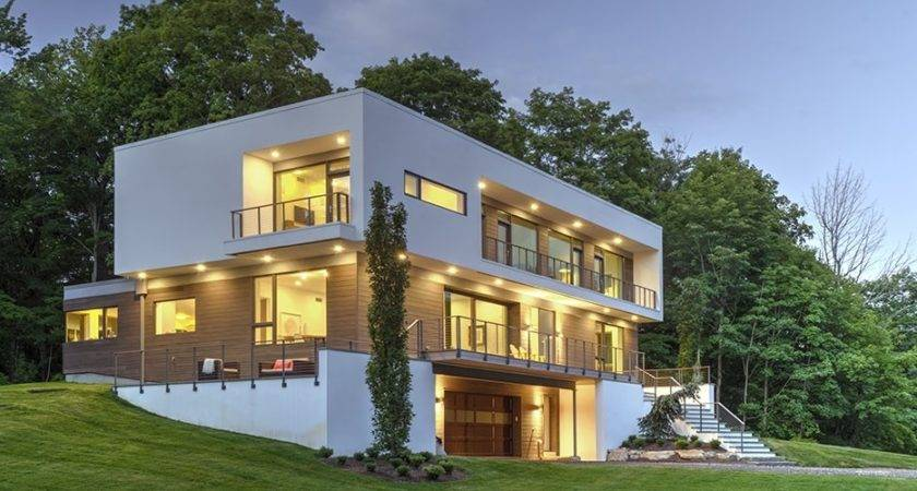 Prefab Homes Modern Crimson Waterpolo Within Ultra